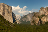 Yosemite Tunnel Viewpoint
